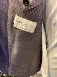 Jack Victor Men's Blazer -Plum Color Mens Sports Jacket Made in Canada BNWT