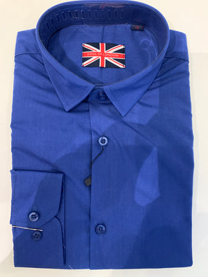 Soul Of London Boys - Royal Blue