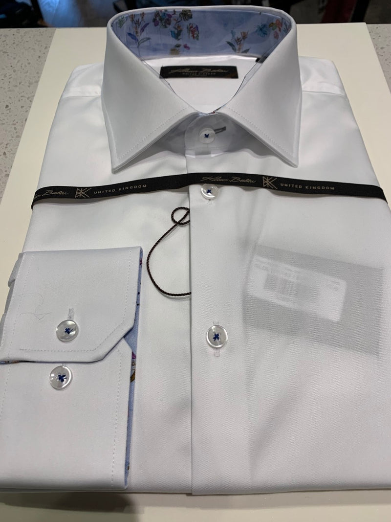 Klauss Boehler - Dress Shirt - KLDL191743- White