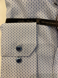 Klauss Boehler - Dress Shirt - KLDL192766 - Blue