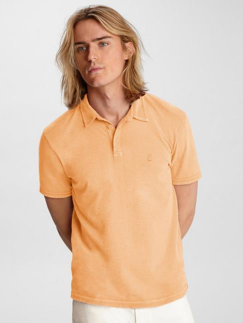 John Varvatos - Knoxville Polo - Orange