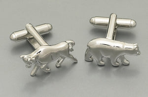 Cufflinks - Bull and Bear (2)