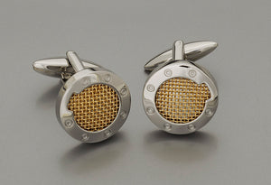 Cufflinks - Gas Cap