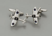 Cufflinks - Fighter Plane