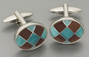 Cufflinks - Cat's Eye 4591