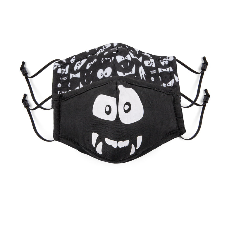 BONDSTREET Kids Mask (Animals) - Ages 3-9