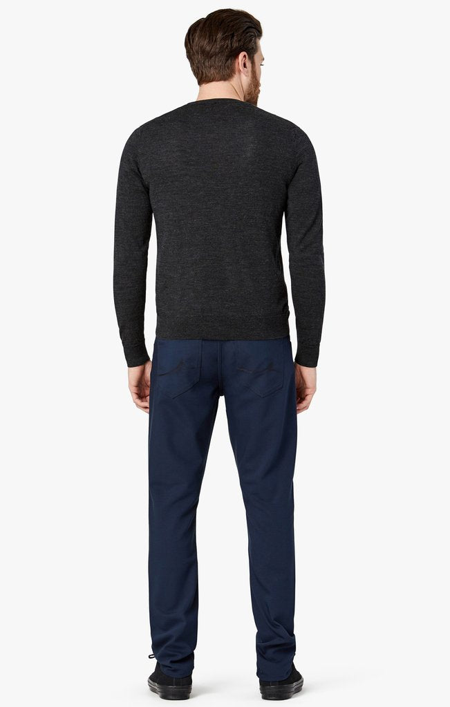 34 Heritage - Courage Straight Leg Pants in Navy Commuter