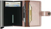 Secrid - Mini Wallet Metallic Rose