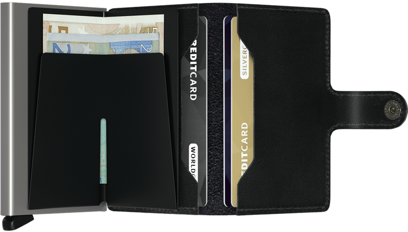 Secrid - Mini Wallet Original Black
