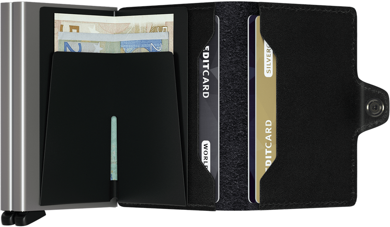 Secrid - Twin Wallet - Original Black