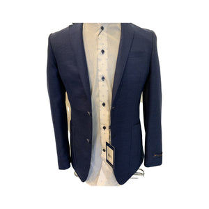 Clearance - Sports Jacket - Paul Betenly - Navy