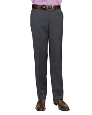 Dark Grey Voyageur Travel Pants • Modern Fit by Riviera