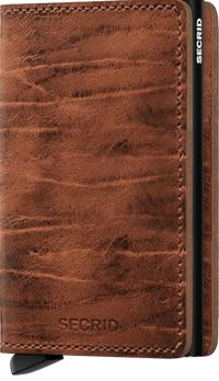 Secrid - Slim Wallet Dutch Martin Whiskey