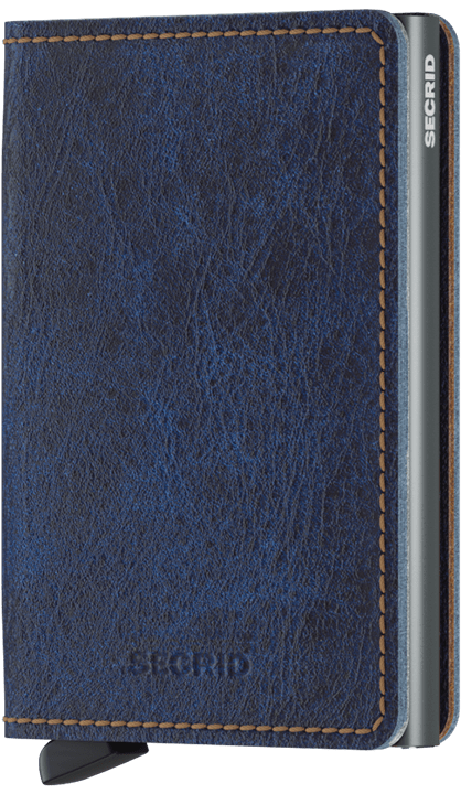Secrid - Slim Wallet Indigo 5