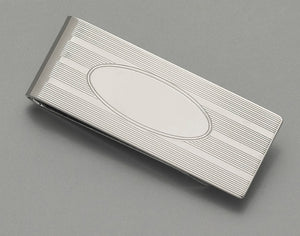 Money Clip - Sterling Silver SMC762