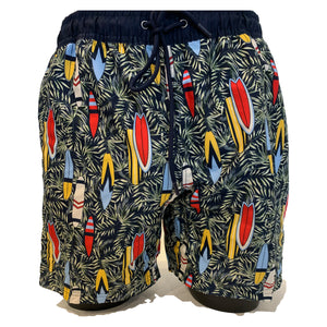 Soul Of London Swim Trunks / Shorts - Surf Club