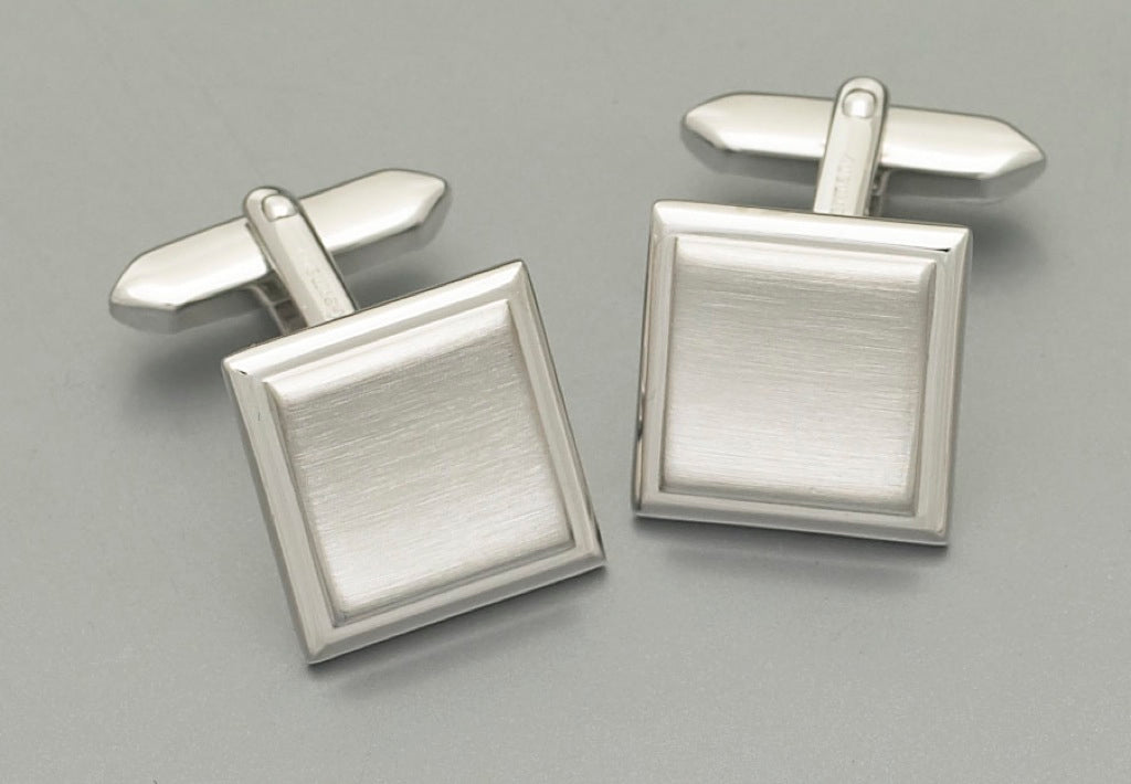 Cufflinks - Sterling Silver SS355