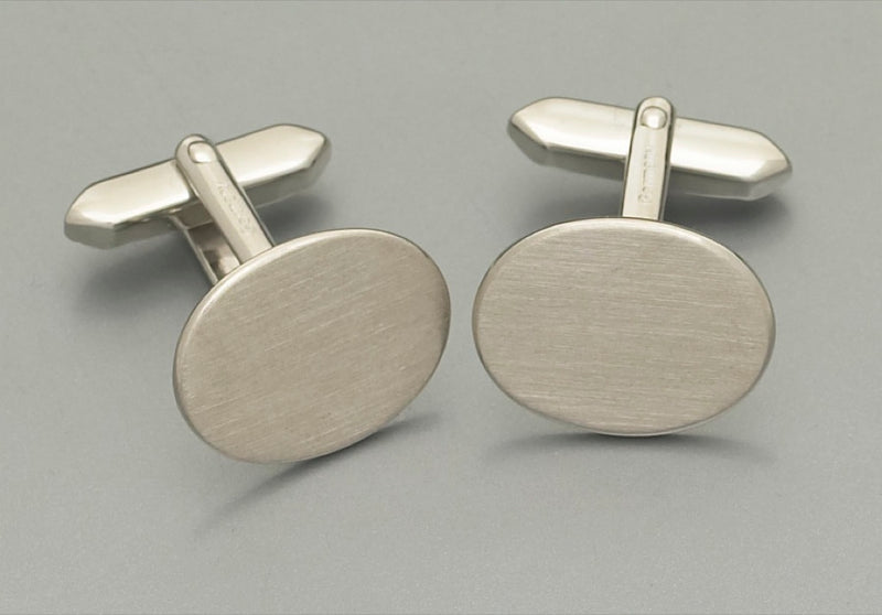 Cufflinks - Sterling Silver SS415