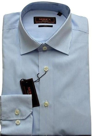 Serica Dress Shirt - C-104 (reg fit)
