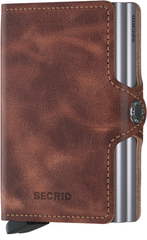 Secrid - Twin Wallet - Vintage Brown