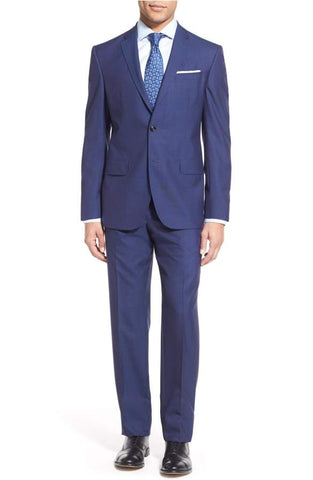 a98e0ef3cf680a Ted Baker - Kyle Trim Fit Solid Wool Suit – Ed s Fine Imports