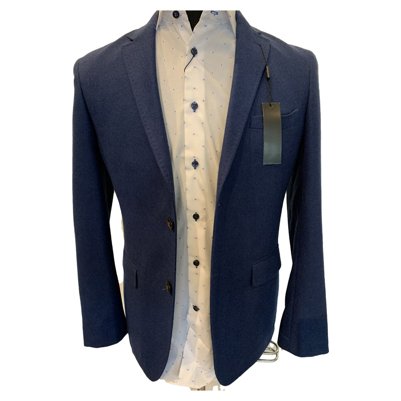 Clearance - Sports Jacket - Abito Blue