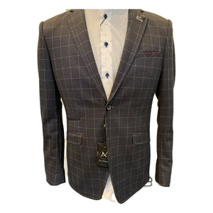 Clearance - Sports Jacket - Au Noir - Marlon Black