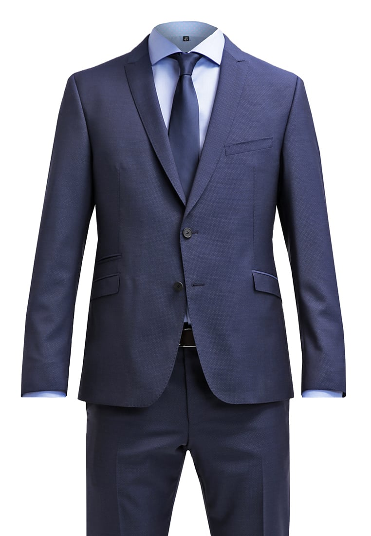 Strellson Suit - Allen Mercer Blue