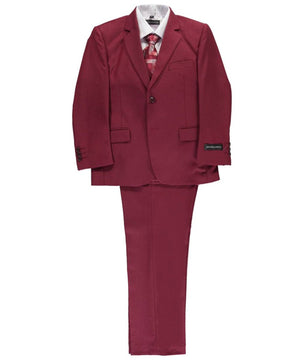 Lief Horsens - Burgundy Suit - Boys