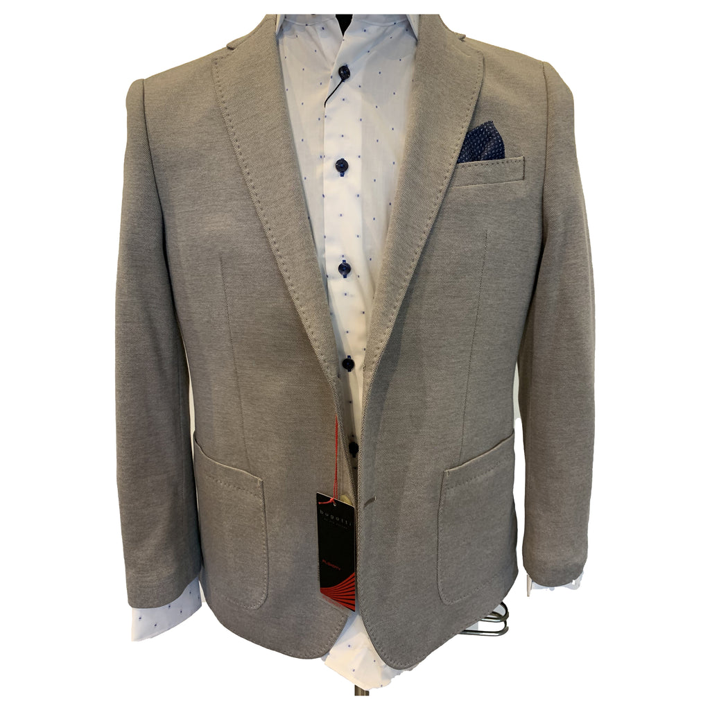Clearance - Sports Jacket - Bugatti Beige