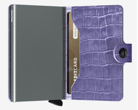 Secrid - Mini Wallet Cleo Lavender