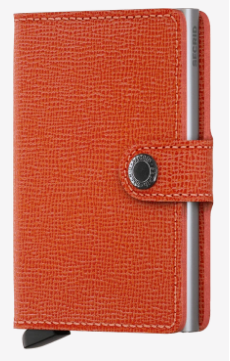 Secrid - Mini Wallet Crisple Orange
