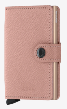 Secrid - Mini Wallet Crisple Rose Floral