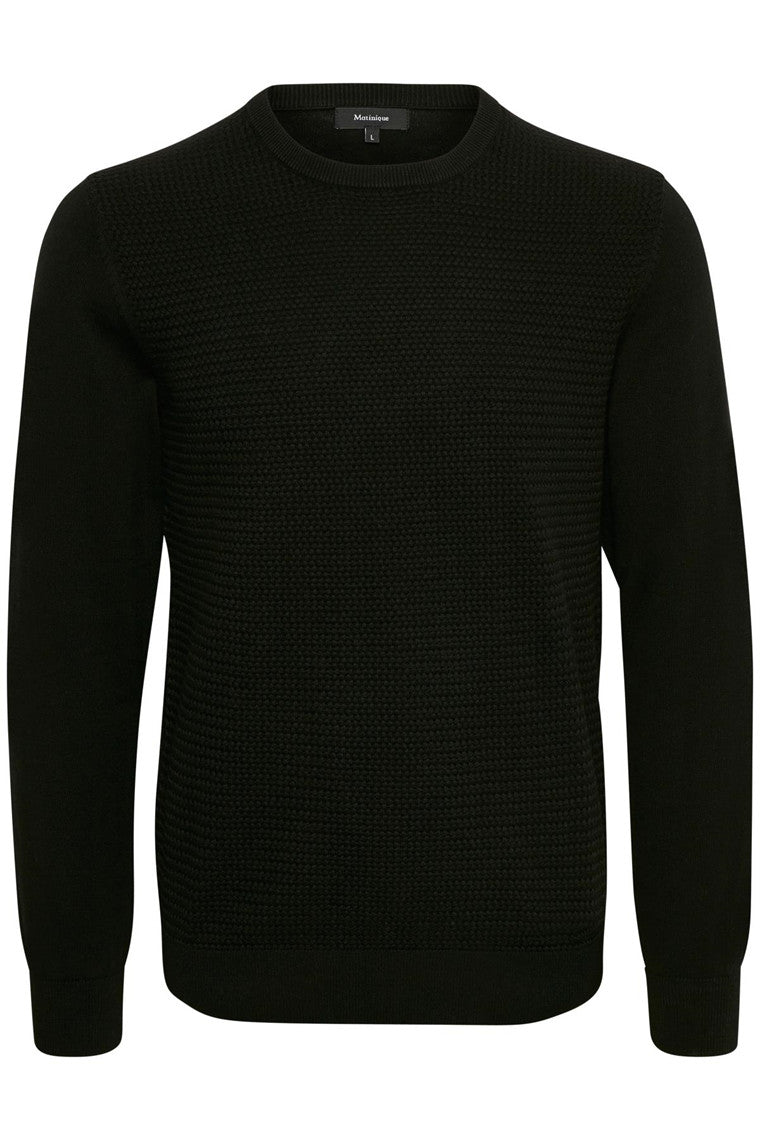 Matinique Sweater - Triton Textured Knit