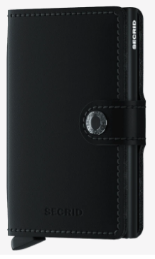 Secrid - Mini Wallet Matte Black