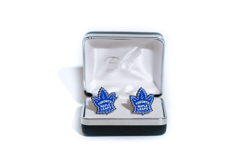 Cufflinks - Toronto Maple Leafs