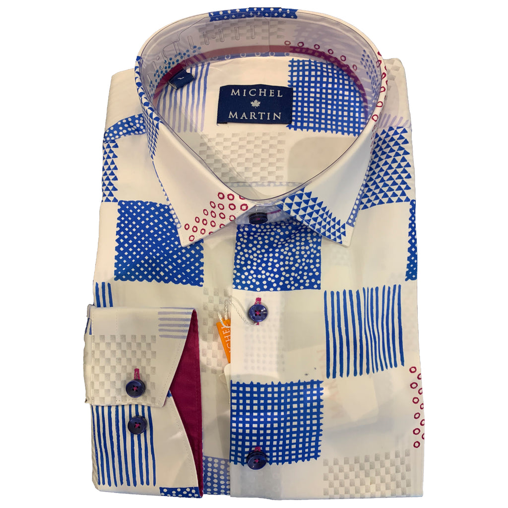 Michel Martin - Dress Shirt - G34