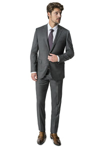 Paul Betenly - Ronaldo Suit - Grey - 80004