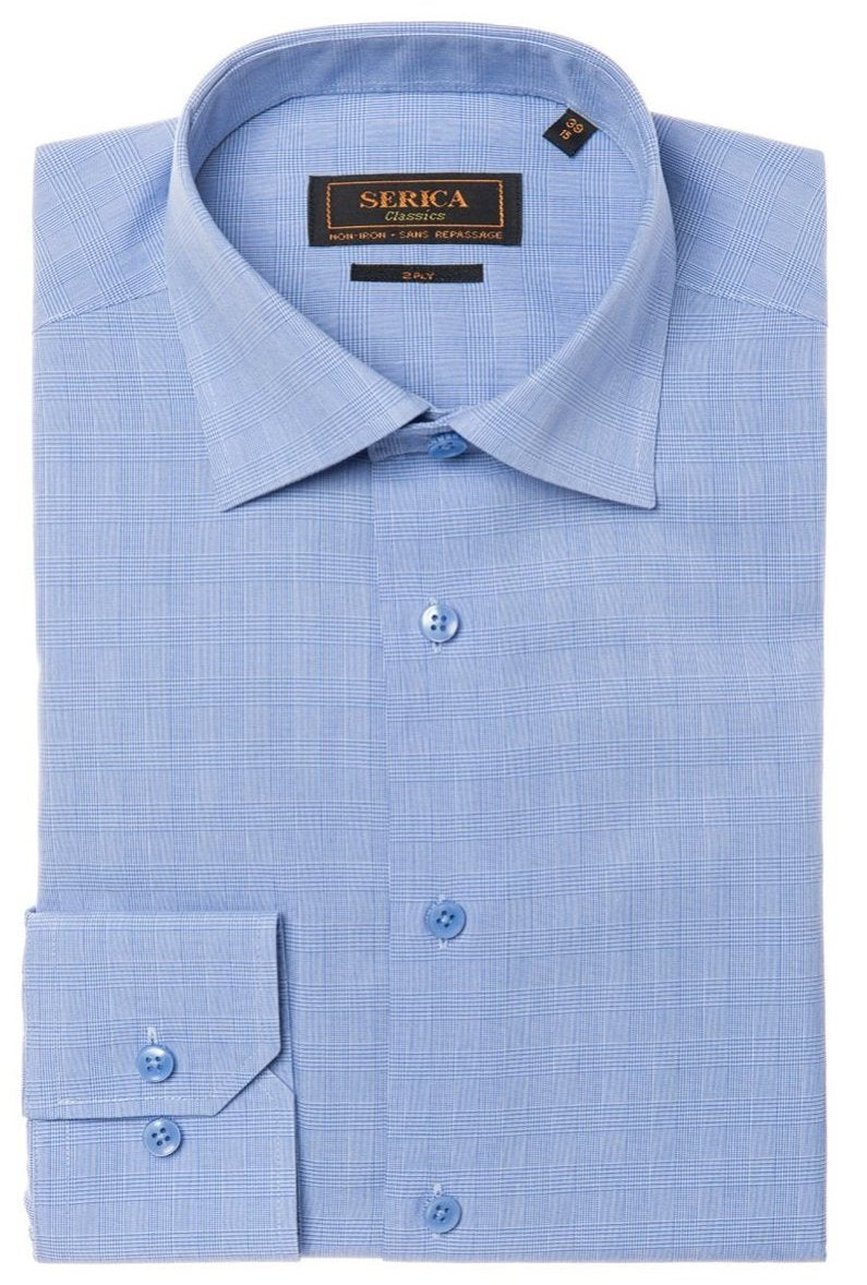 Serica Dress Shirt - Classic Pattern