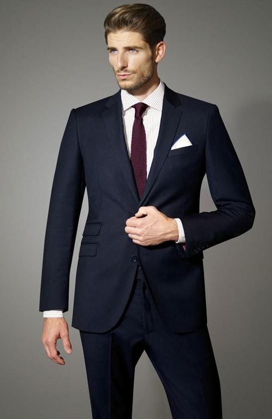 Paul Betenly - Ronaldo Suit - Black 80001