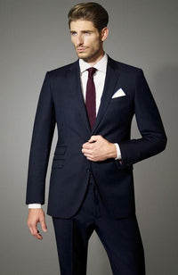 Paul Betenly - Ronaldo Suit - Black