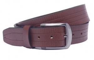 OHM Leather New York Sporty Casual Belt