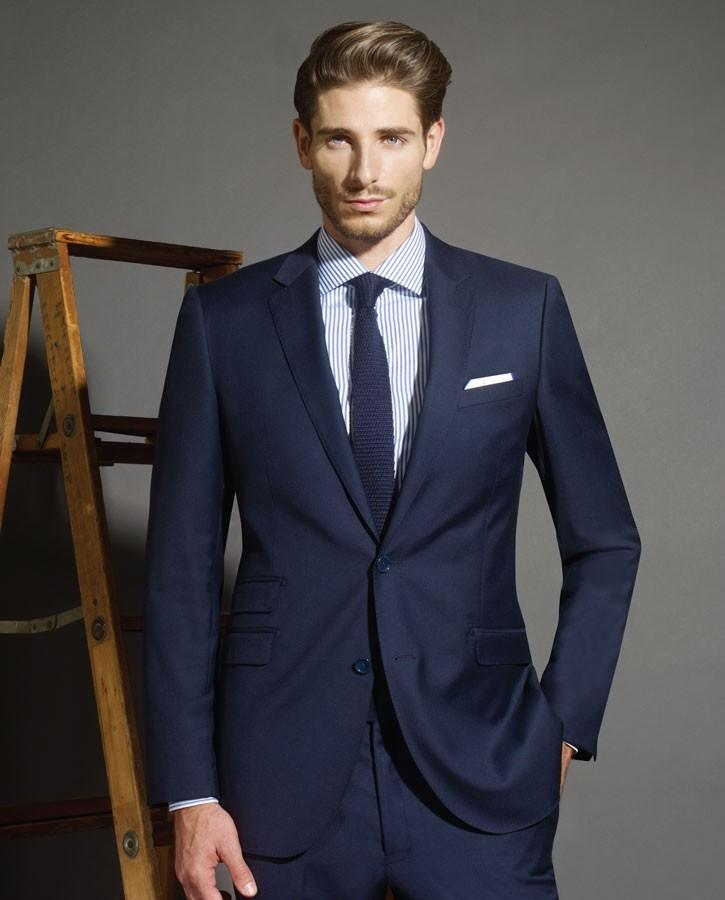 Paul Betenly - Ronaldo Suit - Blue - 80012