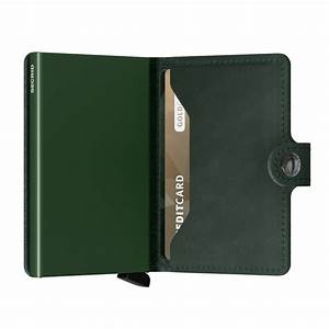 Secrid - Mini Wallet Rango Green