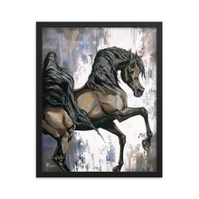 Load image into Gallery viewer, Tempest - framed print