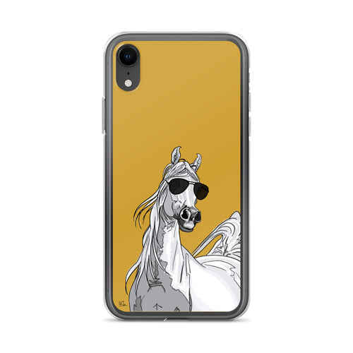 Horse Shades - iPhone Case