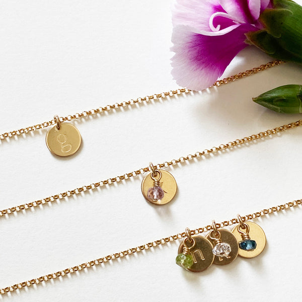 *NEW* Cherished Ones Charm Necklace