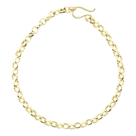Rolo Chain Necklace- 18""