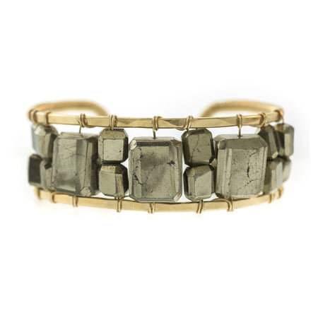 Mini Rock Dominique Cuff