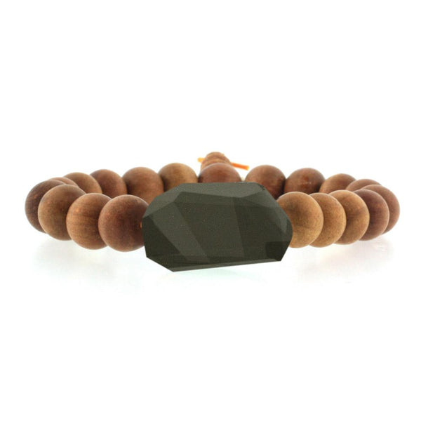 Rock Star Sandalwood Bracelet